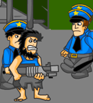 Hobo Jail Break